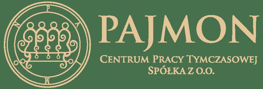 Logo firmy PAJMON