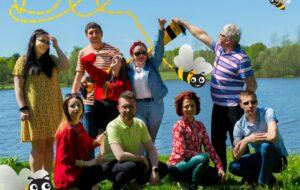 #BeeChallenge