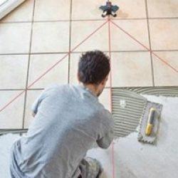 Glazurnik - pracownik wykończeniowo budowlany