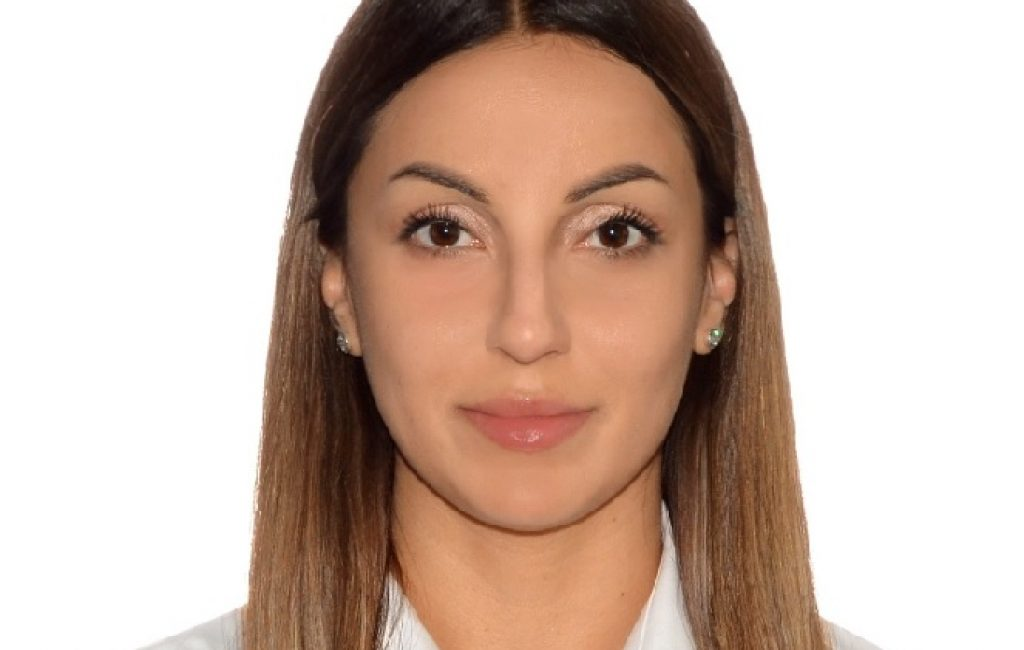 Anastasiia Tsarenko rekruterka z Pajmon CPT