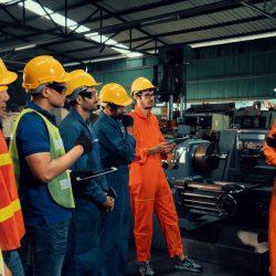 Работник на производство